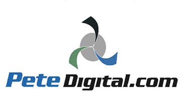 PeteDigital Logo Pete Njagi